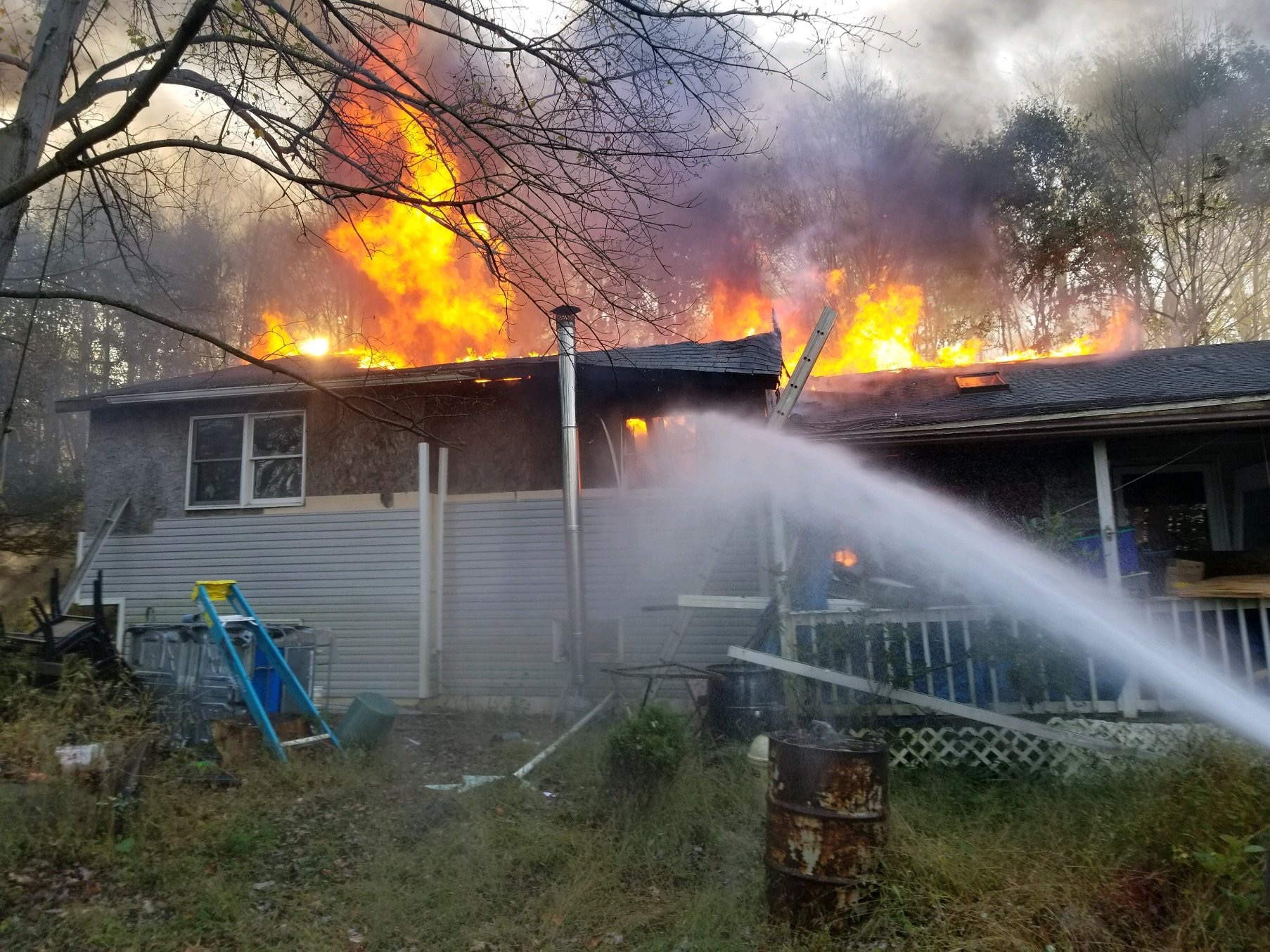 Photo borrowed from ERB Fire.