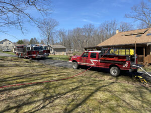 Outdoor Burning & Dry Conditions Spark Brush Weekday Fire
